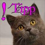 Tiffany gibt nützliche Tipps